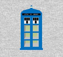 Doctor Who TARDIS little library Unisex T-Shirt