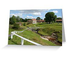 Bridge at Hutton-le-Hole  Greeting Card
