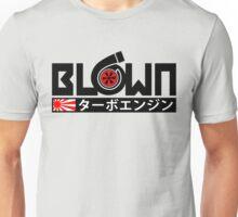 Turbo Engine Unisex T-Shirt