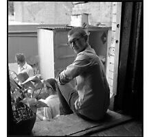 Chris Burke Photographic Print