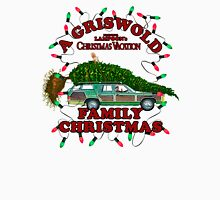 National Lampoon's - Christmas Tree Car Variant Womens Fitted T-Shirt