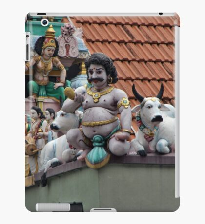 Rooftop Icons iPad Case/Skin