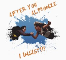 Point Break- After you Alphonze... Baby Tee