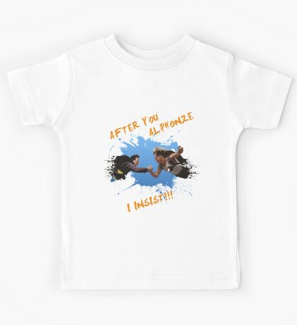 Point Break- After you Alphonze... Kids Tee