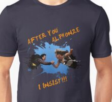 Point Break- After you Alphonze... Unisex T-Shirt