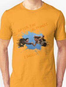 Point Break- After you Alphonze... Unisex T-Shirt