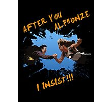 Point Break- After you Alphonze... Photographic Print