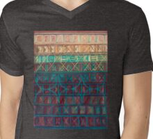 Alignment Mens V-Neck T-Shirt
