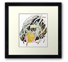 Much Love From Lovecraft Framed Print