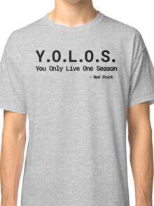 Y.O.L.O.S. Classic T-Shirt
