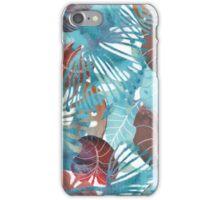 Floral pattern iPhone Case/Skin