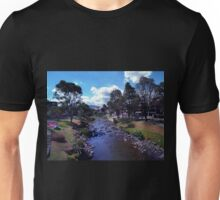 Along The Banks Of The Tomebamba Unisex T-Shirt