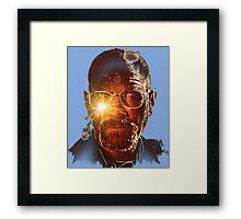 The Meta-Death Bringer Framed Print