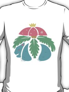 Blossoms - Venusaur T-Shirt