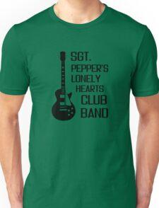 Sgt Pepper Lonely Hearts Club Band Beatles Lyrics Unisex T-Shirt