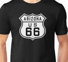 ROUTE US 66 - ARIZONA/USA Unisex T-Shirt
