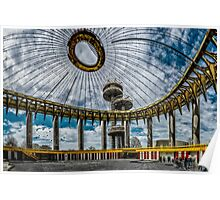 The 1964 New York State Pavilion Poster
