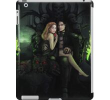 Hades and Persephone iPad Case/Skin