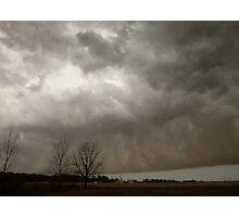 'Tis The (Tornado) Season Photographic Print