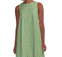 Spring A-Line Dress