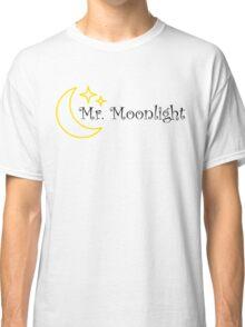 Mr Moonlight The Beatles Song Lyrics Classic T-Shirt