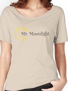Mr Moonlight The Beatles Song Lyrics Women's Relaxed Fit T-Shirt