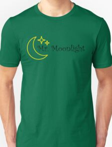 Mr Moonlight The Beatles Song Lyrics 60s Rock Music Lennon Unisex T-Shirt