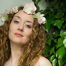 The Pre-Raphaelite girl by Jeff  Wilson