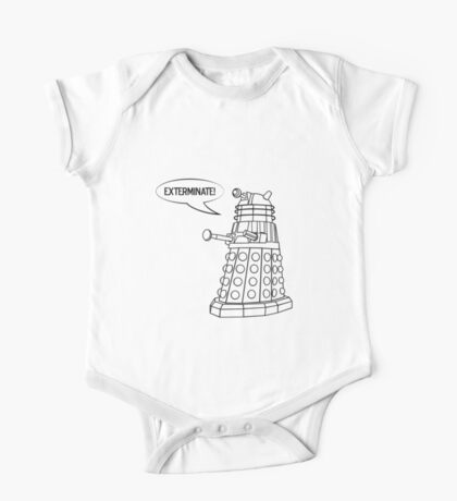 You'll be Exterminated! One Piece - Short Sleeve