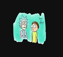 rick and morty Painting Unisex T-Shirt