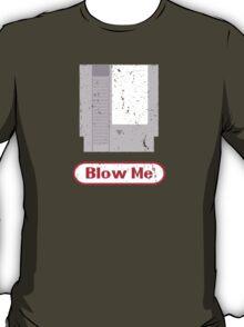 Blow Me - Vintage Nintendo Cartridge T-Shirt