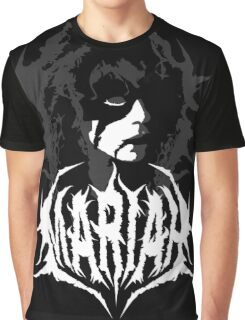 Mariah - When You Beleive (In Satan) Graphic T-Shirt