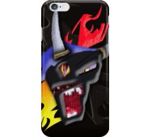 Born to Raise Hell.  iPhone Case/Skin