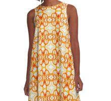 Summer  A-Line Dress