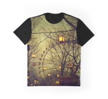 Fairy Wheel Graphic T-Shirt