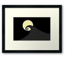 Nightmare Hill Framed Print
