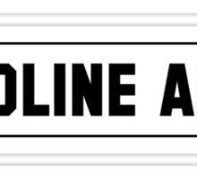 THREE Gasoline Alley stickers! Sticker
