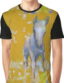 The butterfly hole Graphic T-Shirt