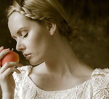 The apple by Jeff  Wilson