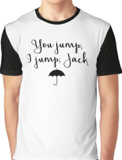 Gilmore Girls - You Jump, I jump, Jack Graphic T-Shirt
