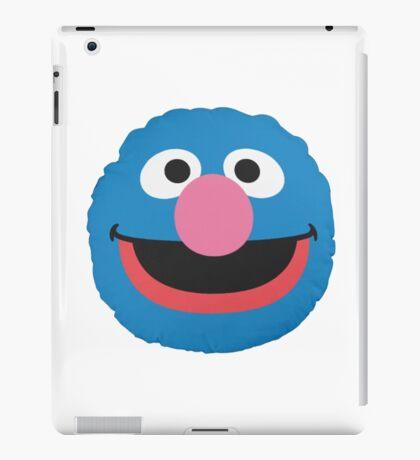 grover face iPad Case/Skin