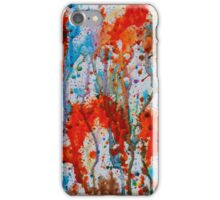 Over the River Thru the Woods iPhone Case/Skin