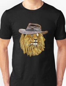 Funny Lion Unisex T-Shirt