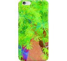 RainbowConfetti Farmers Market - Fresh Dill iPhone Case/Skin