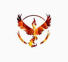 Pokemon Team Valor Flame Logo Unisex T-Shirt