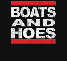 Boats and Hoes - Hip Hop Style Unisex T-Shirt