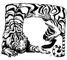 Tiger Tiger by ohnonatalie