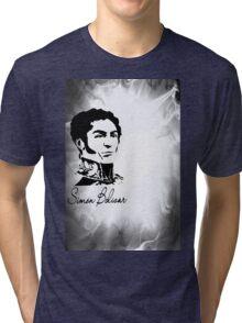 The Liberator Simon Bolivar II Tri-blend T-Shirt
