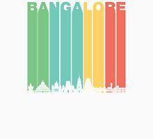 Retro Bangalore India Skyline Unisex T-Shirt