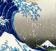 Katsushika Hokusai - The Great Wave off Kanagawa Sticker